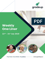 Weekly Oneliner 22nd to 31st July Eng 16