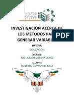 INVESTIGACIÓN ACERCA DE LOS MÉTODOS PARA GENERAR VARIABLES.docx