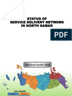 STATUS OF SDN in NORTH SAMAR Feb. 5, 2018.pptx