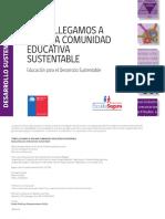 MINEDUC 2013 Comunidad Educativa Sustentable