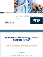 IT General Computer Controls PPT