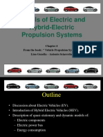 4 Electric and Hybrid-electric Propulsion Systems