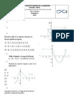 Quiz 1 Trigonometria