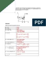Ejercicios de derivación