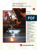 Portable Welding and Cutting Automation