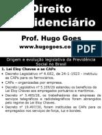 Slides Aula 1 Inss Direito Previdenciario Hugo Goeconhecimentos Especificos Hugo Goes Atualizado