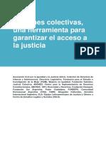 Acciones Colectivas, Una Herramienta Garantizar El Acceso a La Justicia