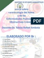 Presentación de enfermedades de Respiración Crónicas