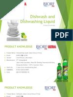 Product Knowledge- Biorf & Biorf Ultra (Aug 2018)