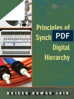 Principles of Synchronous Digital Hierarchy