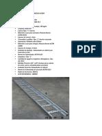 Caracteristicas Tecnicas Bandejas Acero Galvanizado Galvani