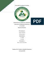 Reporte de Practica Hidraulica 003
