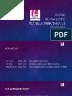 1. Seminario Rc Iva 2019