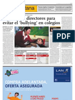 Capacitan a Direct Ores Para Evitar Bullying en Los Colegios