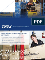 Consumer Products Logistics DSV