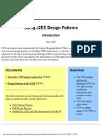 (Oracle) J2EE Design Patterns