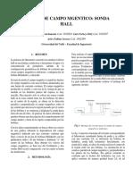 Laboratorio 7- Experimentacion Fisica 2