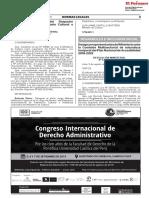 RESOLUCION MINISTERIAL N° 178-2019-MIDIS