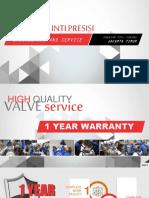 Company Profile Valve