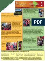 April - June 2019 Newsletter