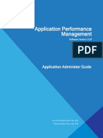 APM 950 Application Administration