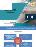 Leadership Code Introduction for Supervisor 2(1)