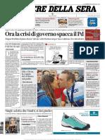 Corriere Della Sera 12 Agosto 2019