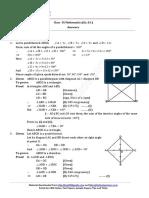 09 Mathematics Ncert Ch08 Quadrilaterals Ex 8.1 Ans Ujq