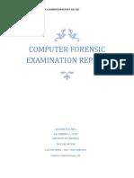 csol 590 computer forensic examination report