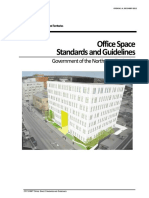 Office Space Standards and Guidelines