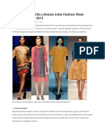 Trend Report Ss2013