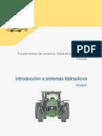 SISTEMAS HIDRAULICOS EN MAQUINARIA PESADA