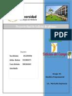 Proyecto Final Gestion Emp, De Galletas de Platano
