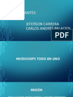 Presentacion Microchip Todo en Uno