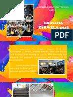 Brigada 2018 Powerpoint Presentation