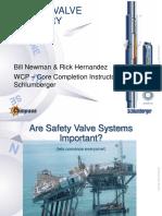 Safety Valves معدات الحفر
