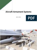 Lec 10 - Aircraft Armament Systems
