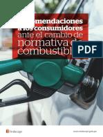 4 INDECOPI Recomendaciones a Los Consumidores de Combustibles