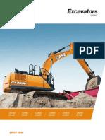 Excavators D Series Brochure CCE201811
