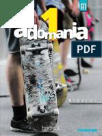 Adomania 1_Methode de Francais