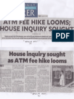 Philippine Daily Inquirer, Aug. 13, 2019, ATM fee hike looms House inquiry sought.pdf