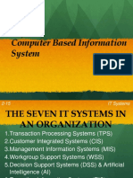 Topic 3&4 - Computer Based Information
