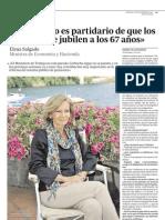 d100905 entrevista ministra de economía elena salgado