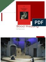 Blood Wedding Ppt