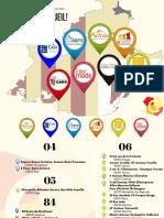 Cartographie - Couveuses d'Entreprises de la Région Sud