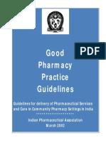 good pharmacy practice