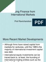 01. Raising Finance From Internation Market_