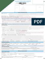 PPF Form