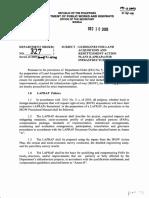 LAPRAP Guidelines DPWH 2003