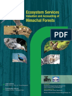 Ecosystem Services Valuation of Forests of Himachal Pradesh